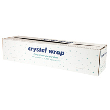 CRYSTAL WRAP 24X2000 VALUE GRADE FILM CW242