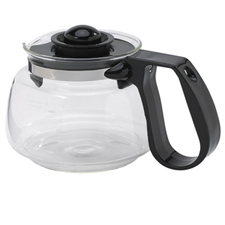 TF5GCU-099 BLACK 4-CUP CARAFE FOR TF5-099 COFFEE MAKER 6/CS