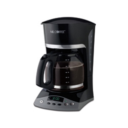 SKX23-NP/RB MR. COFFEE 12-CUP PROGRAMMABLE BLACK COFFEE