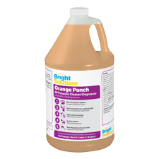 BSL5600041 BRIGHT SOLUTIONS ORANGE PUNCH DEGREASER 4/1 GAL