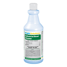 BSL3200012 BRIGHT SOLUTIONS INDUSTRIAL BOWL CLEANER 12/1QT