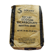 81292 SODIUM BICARBONATE 50# BAG