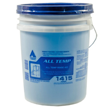 1415 ALL TEMP DISHMACHINE RINSE AID 5 GAL