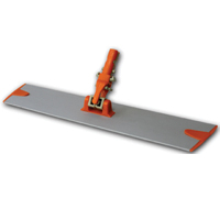 "LMF013 MICROMOP 5X13"" HOLDER ALUMINIUN ORANGE 6/CS"