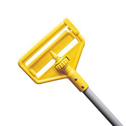 FGH14600GY00 GRAY MOP HANDLE INVADER YELLOW HEAD 12/CS