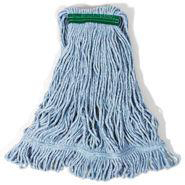 FGD21206BL00 SUPER STITCH MED LOOP MOP COLOR: BLUE 6/CS