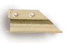 1253 BRASS CLIPS FOR WINDOW SQUEEGEES 12/PK