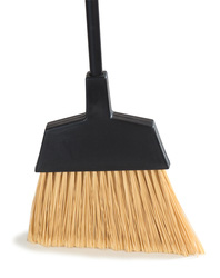 "40650 12"" FLAGGED ANGLE BROOM W/48"" HANDLE 12/CS 90812"
