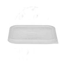 SFC2SCPP190 CAMBRO COVER FOR 2 & 4 QT. CONT TRANSLUCENT NSF