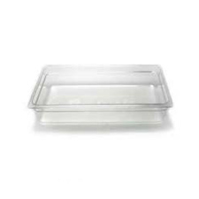 "12CW135 CAMBRO FOOD PAN PLAS FULL SIZE 2-1/2"" DEEP"