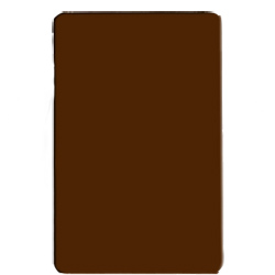 PLCB241805BR BROWN COLOR POLYETHYLENE CUTTING BOARD
