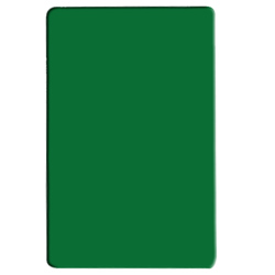 PLCB241805GR GREEN COLOR POLYETHYLENE CUTTING BOARD