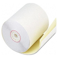 "* 003420 4-1/2""x95' WHT/CANARY MACHINE ROLL 25/CASE"