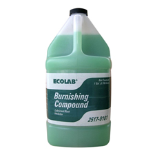 25170101 BURNISHING COMPOUND 4/1GAL FOR SILVER BURNISHING
