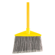 FG637500GRAY BRUTE BROOM W/VINYL COATED METAL HANDLE
