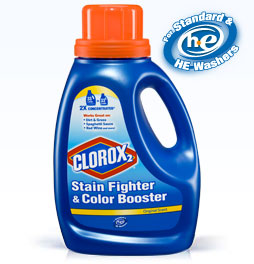 * CLOROX 2 LIQUID REGULAR 6/44OZ