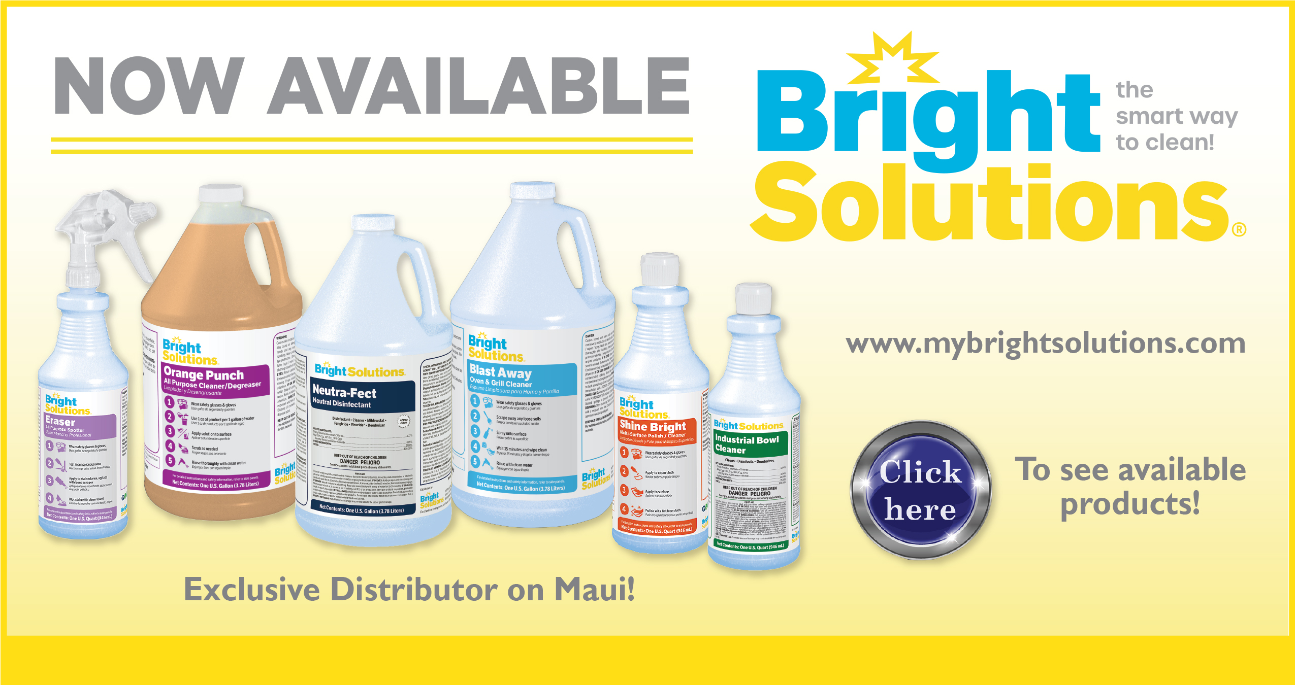 Bright Solutions Products