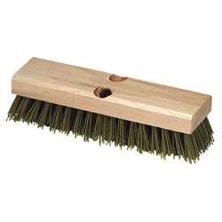 36191 10 DECK BRUSH NYLO GRIT BRISTLE