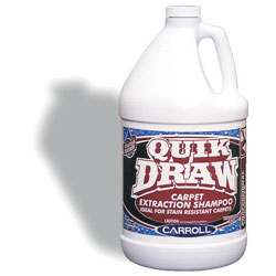 * 230 QUICK DRAW CARPET SHAMPOO 4 GAL