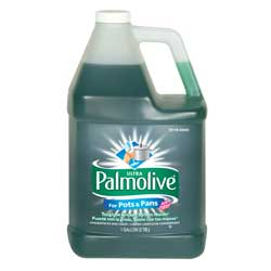 40043 PALMOLIVE ULTRA FOR POTS & PANS 4/1GAL