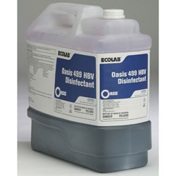 17771/6100281 OASIS 499HBV DISINFECTANT 2.5GAL