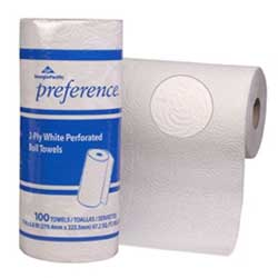 27300 PREFERENCE 2-PLY KITCHEN PAPER TOWEL ROLL