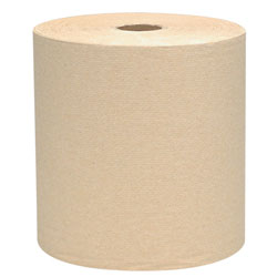 "4142-20/30 NATURAL ROLL TOWEL 8""x800' 12RL/CS MEETS OR"