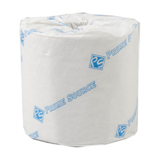 * 75004360 PRIME SOURCE SINGLE ROLL 2-PLY TOILET TISSUE